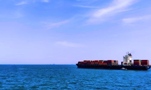 С корабля возле Крыма пропал член команды