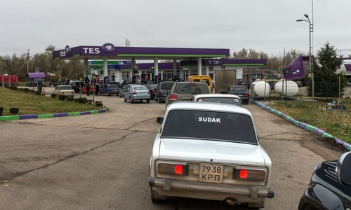 В Крыму бензин может стать еще дороже