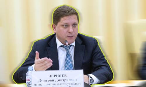 Аксенов взял министром человека из среды, с которой борется