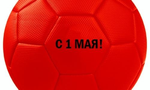 «Деловая Россия – Крым» отметила Первомай товарищеским матчем по футболу