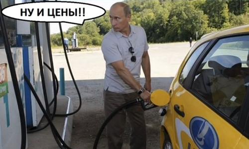 И снова здравствуйте: В Симферополе подорожали бензин и дизтопливо