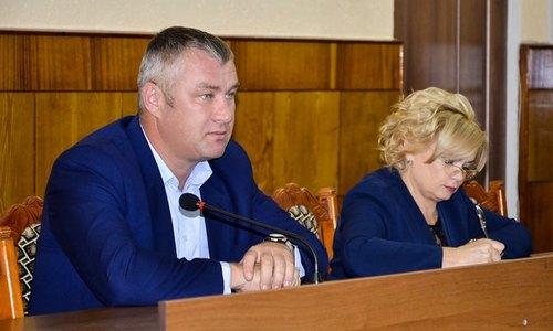 В Черноморском выберут замену разбившейся в ДТП Глушко
