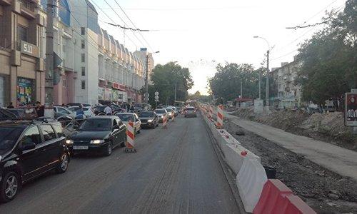 В Симферополе из-за ремонта на Севастопольской пропал свет