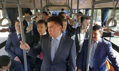 Аксенов заставил Лукашева с Агеевым пересесть на маршрутки