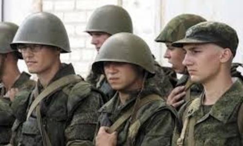 Крым военные гей