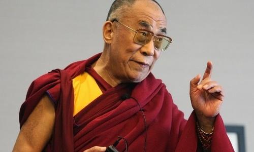 Далай-лама предсказал мир при Трампе