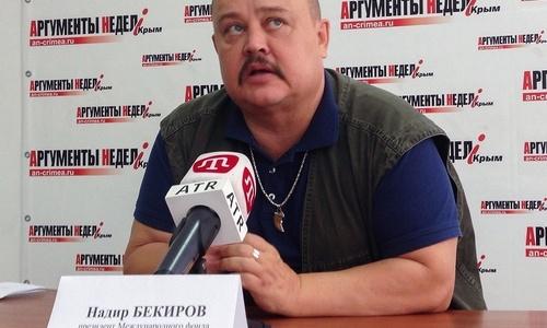 Крымскотатарский активист считает, что подножку ему сделали заклятые друзья