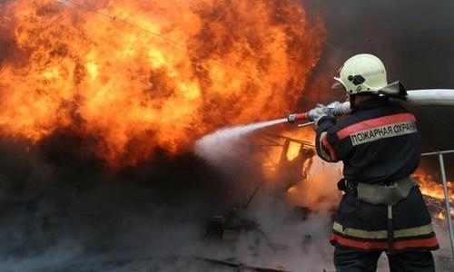 Под Севастополем взорвался грузовик