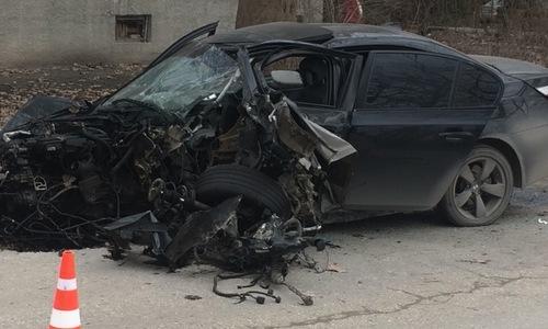 В ДТП под Симферополем погиб водитель