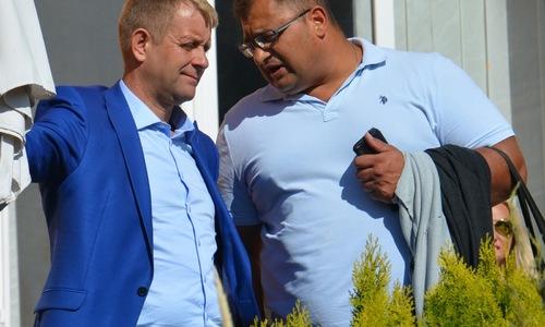 Зубков предъявил Аксенову условия