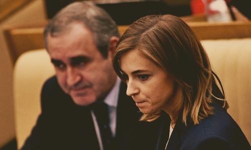 Поклонская призналась, что почти вся ее «команда» ушла из прокуратуры