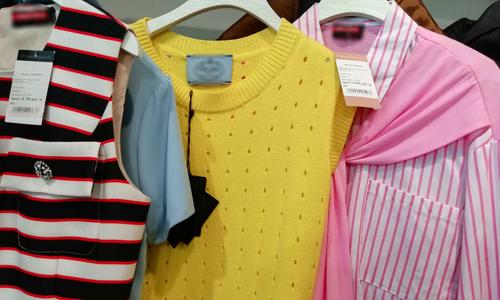 В бутиках Ялты нашли фейковую брендовую одежду на 10 миллионов