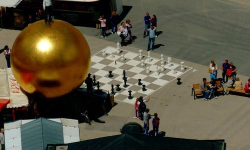 В Керчи шахматистам повесили морковку за миллион рублей