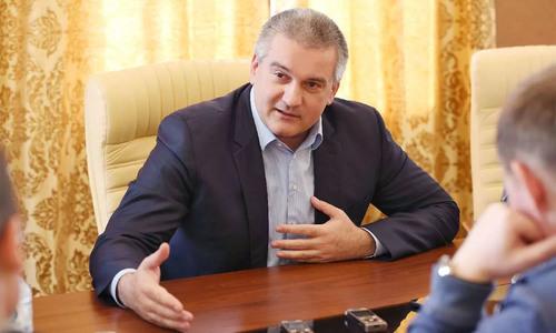 Аксенов: возврат кораблей Украине – это жест доброй воли