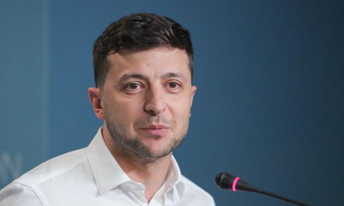 Зеленский признался в любви к Крыму