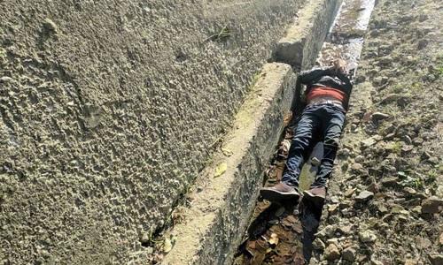 В Крыму на железнодорожном перегоне умер мужчина