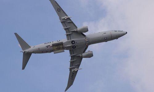 Американский истребитель замечен в крымском небе