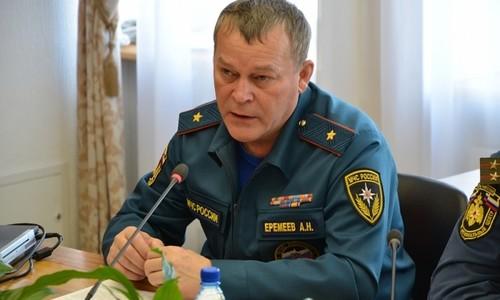Путин назначил нового главу крымского МЧС