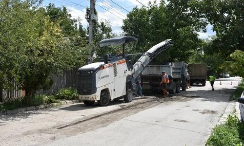 В этом месяце обновят 8 улиц Симферополя