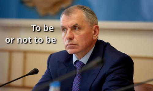 Спикер Госсовета Крыма потерял интерес к русскому языку?