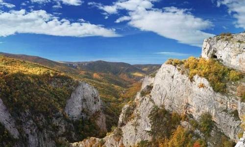 Большой каньон Крыма может затопить