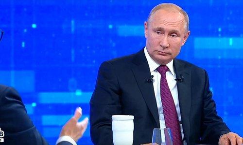 Путин рассказал об освобождении украинских моряков
