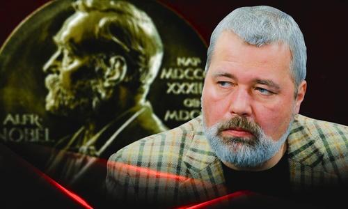 «Аргументы Недели» поздравляют Дмитрия Муратова с получением Нобелевской премии