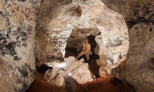 Туристов пустят в пещеру «Таврида» в конце 2020 года