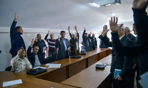 Крымский муфтий выбрал себе замов