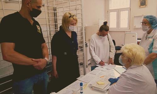 В крымских ИВС медицинская помощь оказывается, как на воле