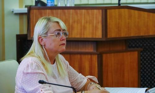 Министр финансов Крыма раскусила мошенников с первых слов