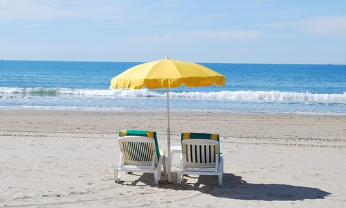 Совмин Крыма пересчитает шезлонги на пляжах