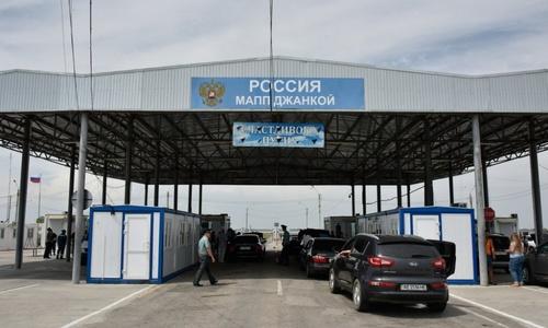 С начала года в Крым приехало 350 тысяч украинцев