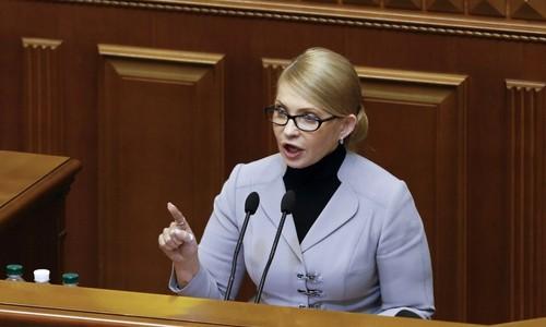 Тимошенко решила вернуть Крым Украине