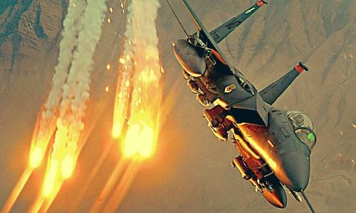 Крымские военные летчики учились прикрывать базы от авиаударов