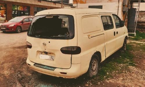В Керчи владельцам брошенных машин выкатят иски