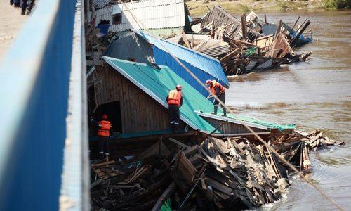 Крымчан призвали помочь жителям Иркутской области