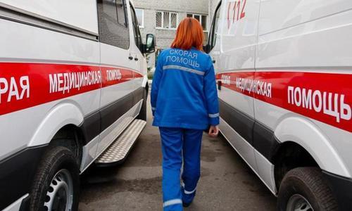 Росгвардия взяла под охрану медиков «скорой помощи»