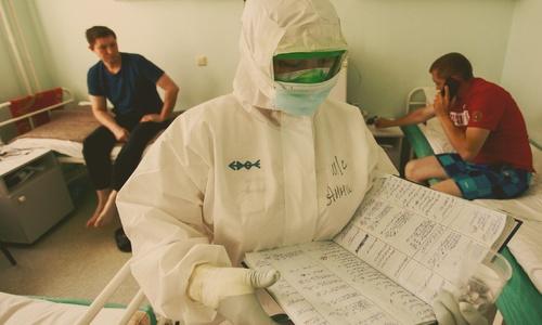 Так много заболевших ковидом в Крыму не было с февраля