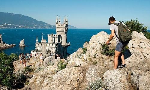 В Крыму ведут неправильный подсчет туристов