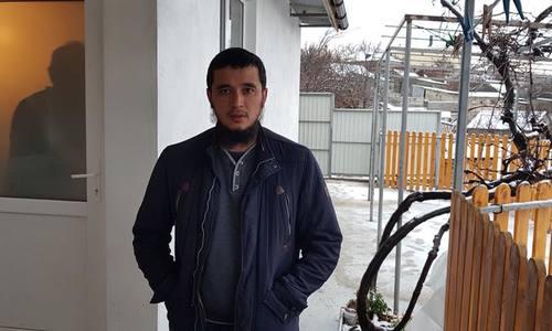 В Симферополе обыскали очередного крымскотатарского активиста