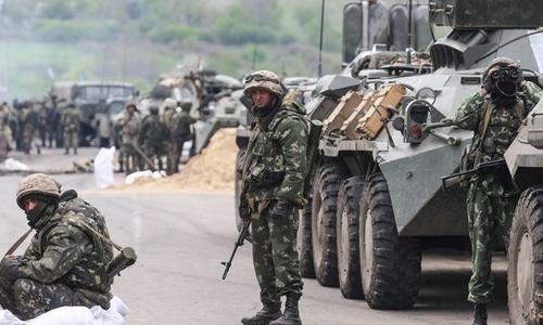 На границе с Крымом поймали добровольца Донбасса