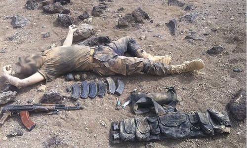 В Сирии погиб крымчанин, воевавший за террористов