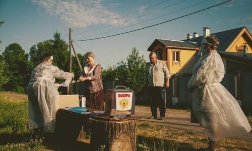 В Крыму разрешили многодневное голосование и выборы «на пеньках»