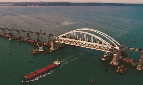 Ожидаются происшествия в акватории Керченского пролива