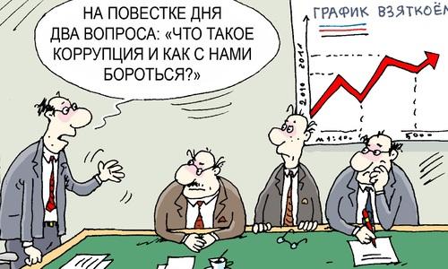 Новый мэр Ялты борется с коррупцией как может