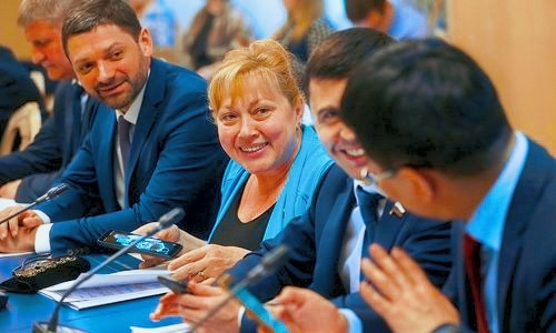 Где осядут прошлые депутаты Госдумы от Крыма