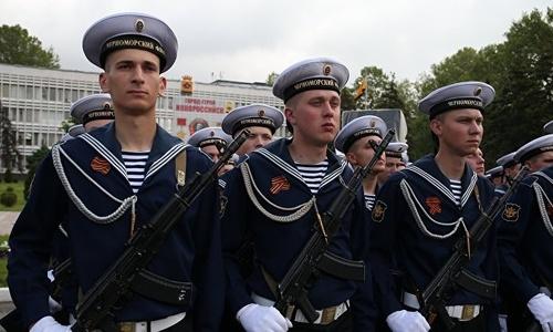 Тысяча военных ЧФ получили жилье в Крыму