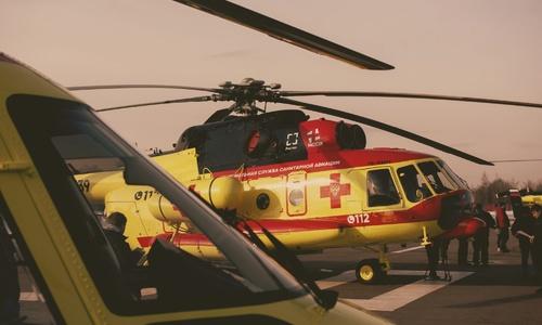 С вертолетами санитарной авиации вышла большая непонятка