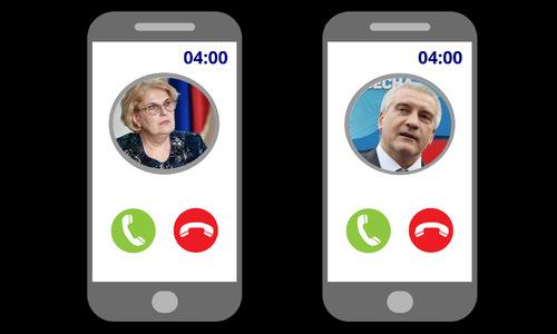 Зачем мэр Алушты звонит Аксенову по ночам?